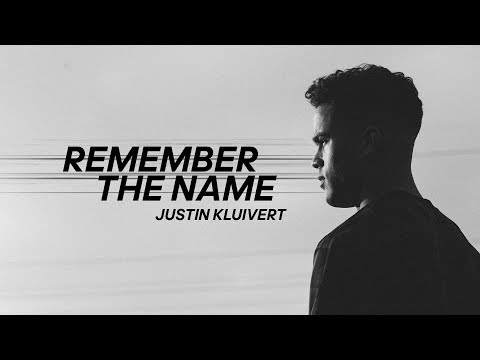 Justin Kluivert has only just begun | Remember the Name | TPT