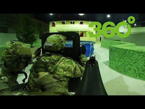 Counter Strike en 360º: Participa en uno de los niveles más populares del juego
