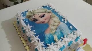 Ayşe Ebrar Doğum Günü Pastasını Mahvetmiş! Bu Pastanın Hali Ne?