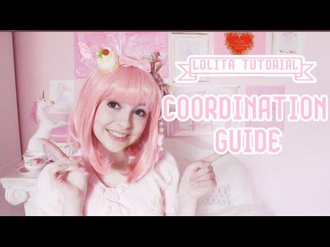 ✧ LOLITA GUIDE: How To Put Together a Lolita Coordinate ✧