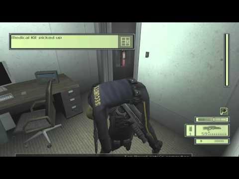 Splinter Cell - 04 (Fail train heads through the CIA)
