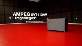 Lakland Skyline 55-02 with Ampeg SVT 112 AV. DEMO By Nelo Escortell.