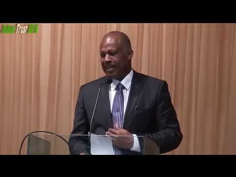 History and the Pan African Nation By Professor Sir Hilary Beckles