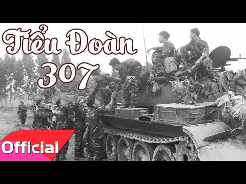 [Karaoke HD] Tiểu Đoàn 307 - Hải Đăng