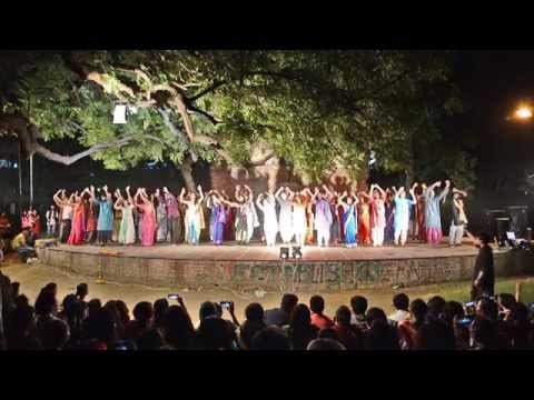 NID UG2012 Batch Dance