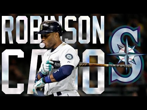 Robinson Canó | Mariners 2016 Highlights Mix ᴴᴰ