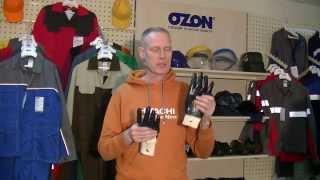 Перчатки МЕХАНИК с покрытием из нитрила, OZON.(Перчатки с покрытием из нитрила