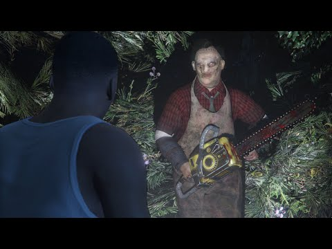 What Happens If You Visit This Island in GTA 5? (Leatherface Easter Egg)
