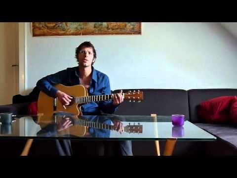 Philipp Poisel - Seerosenteich Guitar Cover by Roliamant