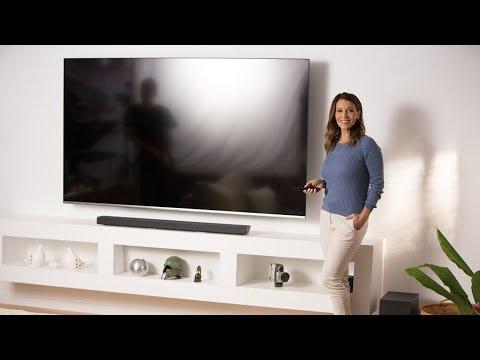 Sofie explores the Samsung UA82NU8000WXXY Premium UHD TV