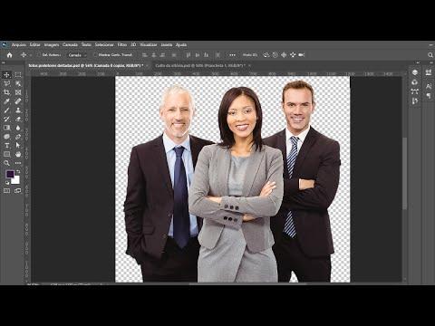 Fazendo Cartaz no CorelDraw + Photoshop 2020-Parte 1-removendo fundo das fotos