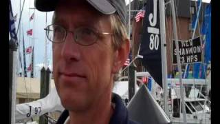Jeff Johnstone on the new J/111 and Jay Lutz incident in Santander