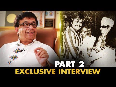 ரஜினி-யும் MGR மாதிரி தான் | Actor Y. G. Mahendra Interview | Rajinikanth Political Entry