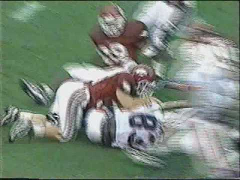 Auburn Tigers @ Arkansas Razorbacks | 26-21 | 10-25-1997 | College Football