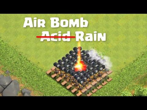 Air Troops VS Air Traps | Clash Of Clans