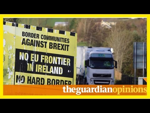 The guardian view on brexit and the irish border: britain's shameful dereliction | editorial
