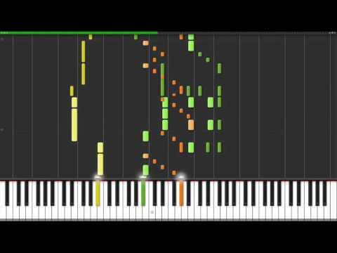 True Believer - Avicii (Synthesia + Full MIDI arrangement)