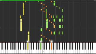 True Believer - Avicii (Synthesia + Full MIDI arrangement)