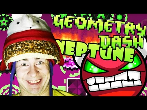 Geometry Dash ~ Neptune v2 Theory of Everything | MY HAIR REVEALED?!