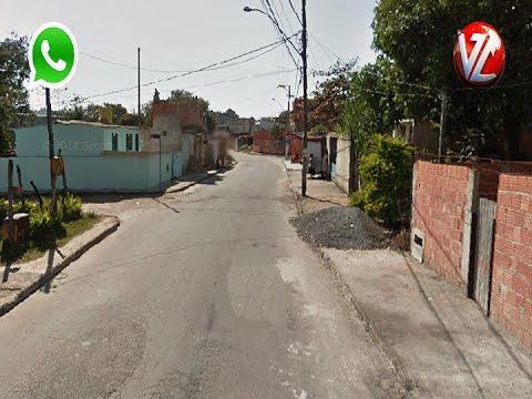 WhatsApp TV Voz - Material de tráfico apreendido no bairro Padre Josimo