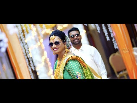 Malaysian Indian Wedding Highlight Of N.Naveen & A.Thamilmoli By Golden Dreams GDU