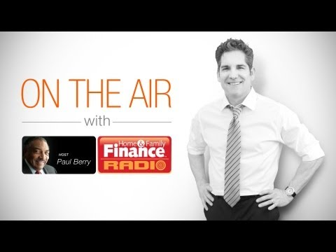 Grant Cardone Talks Living Beyond Your Means on Home & Family Finance Radio with Paul Berry