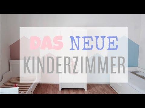Kinderzimmer Renovieren Vorher / Nachher | Geschwister Zimmer | Junge    Mädchen