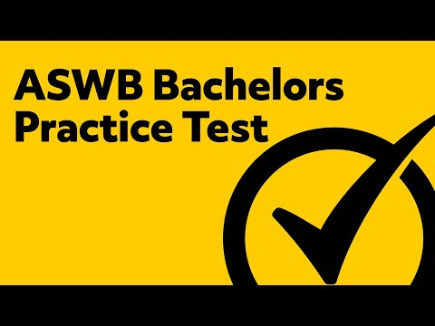 Free ASWB Bachelors Exam Practice Questions - YouTube