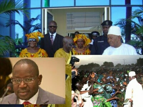 Gambia News With Sarjo Barrow 26/7/2017