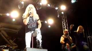 Twisted Sister - Born To Raise Hell  Live 2014