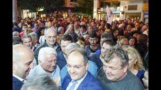 Πανηγύρισαν τη νίκη του νέου δημάρχου Κιλκίς Δημήτρη Κυριακίδη-Eidisis.gr webTV