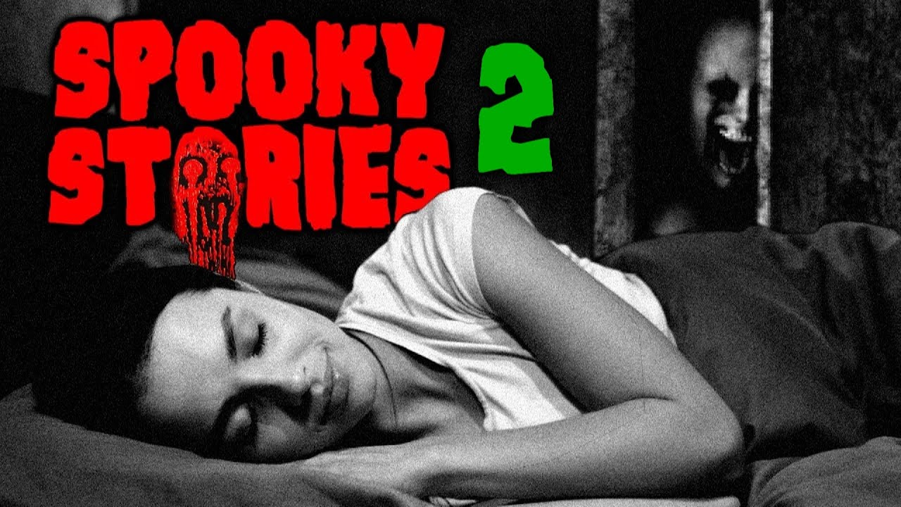 Spooky Stories To Fall Asleep To (Volume 2)