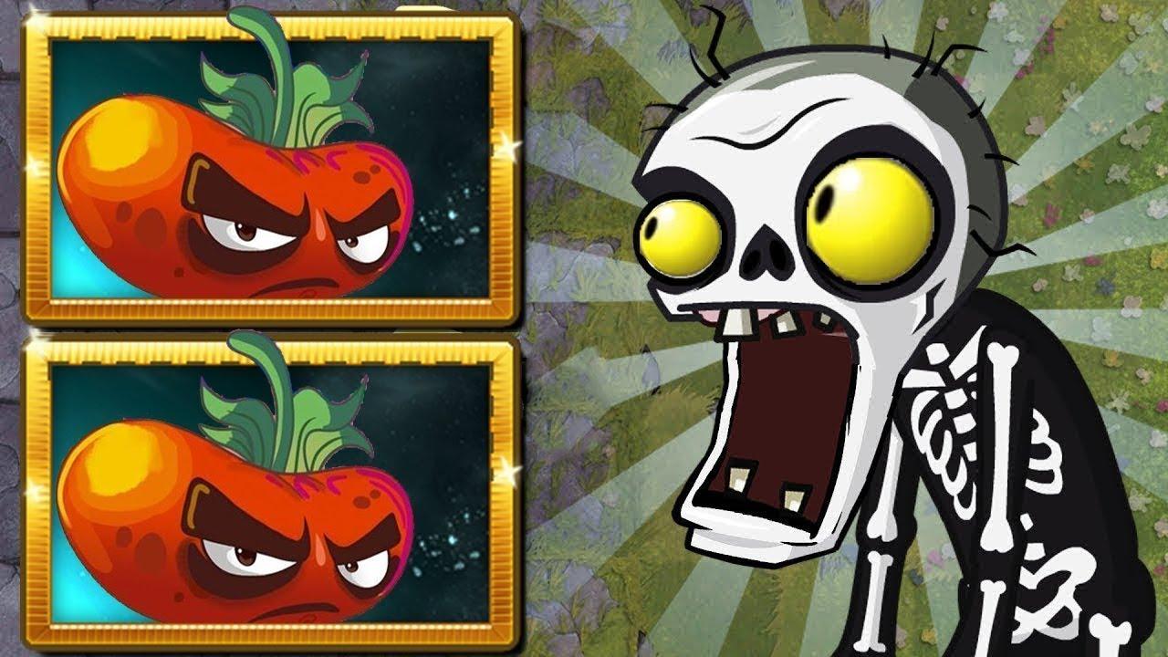 Plant Vs Zombie 2 – Cây Mới Xuất Hiện Cà Chua Nổi Giận Cực Chất – Hoa Quả Nổi Giận 2