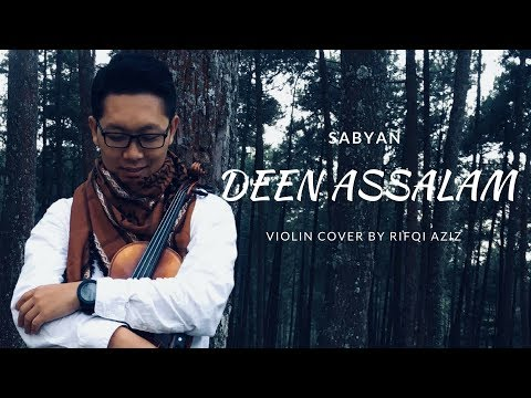 deen-assalam-(sabyan)---violin-cover-by-rifqi-aziz