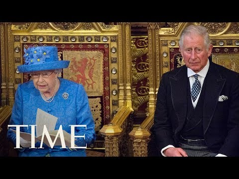 Queen Elizabeth Outlines U.K. Government Agenda In Scaled-Down Speech, Addresses Brexit   TIME