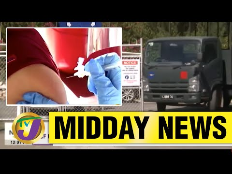 Mandatory Vaccination for Recruits to Jamaican Cop College | TVJ News