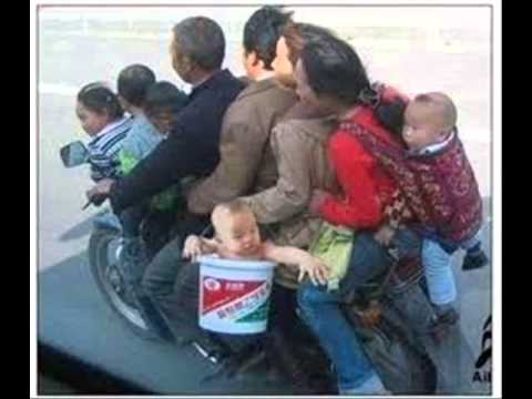 BUUIC logistics funny video Transport of asian