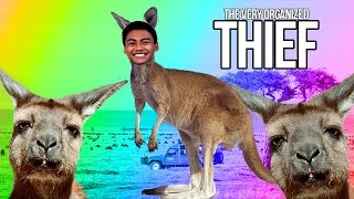 HOW TO ROB A KANGAROO