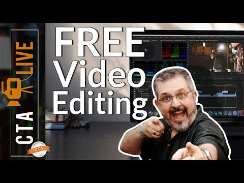 FREE or Cheap Video Editing Software For Mac and PC