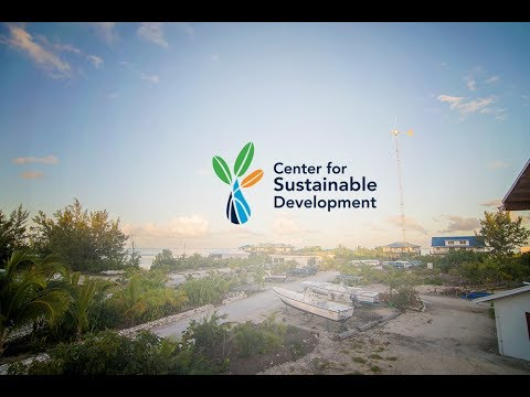 What is the Center for Sustainable Development?