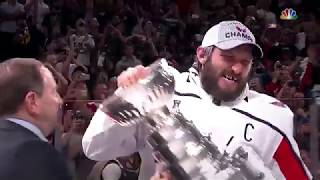 Fights and Power Ovechkin Old Russian soul