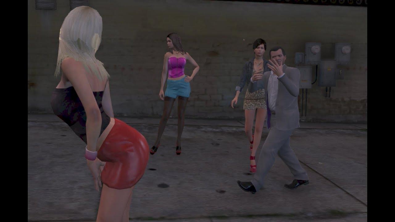 One Stop Auto >> Grand Theft Auto V - Michael De Santa, Married And Still ...