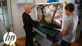 Large-Format Printers of Today and Tomorrow | HP DesignJet | HP
