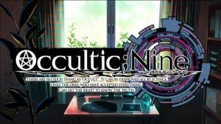 Occultic;Nine -オカルティック・ナイン- Opening (OP) 01 HD / Sensuu 3 no Nijou (聖数3の二乗) - Kanako Ito