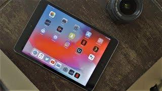 Using iOS 12 on a 5 YEAR OLD iPad!