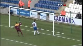 Colchester 4-3 Bradford - The FA Cup 1st Round - 06/11/10