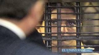 Celia Lora es detenida y comparece ante el juez