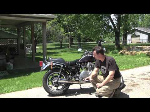 Electric Motorcycle Conversion: Choosing a donor bike