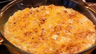 Macaroni & Cheese: Creamy Southern Goodness