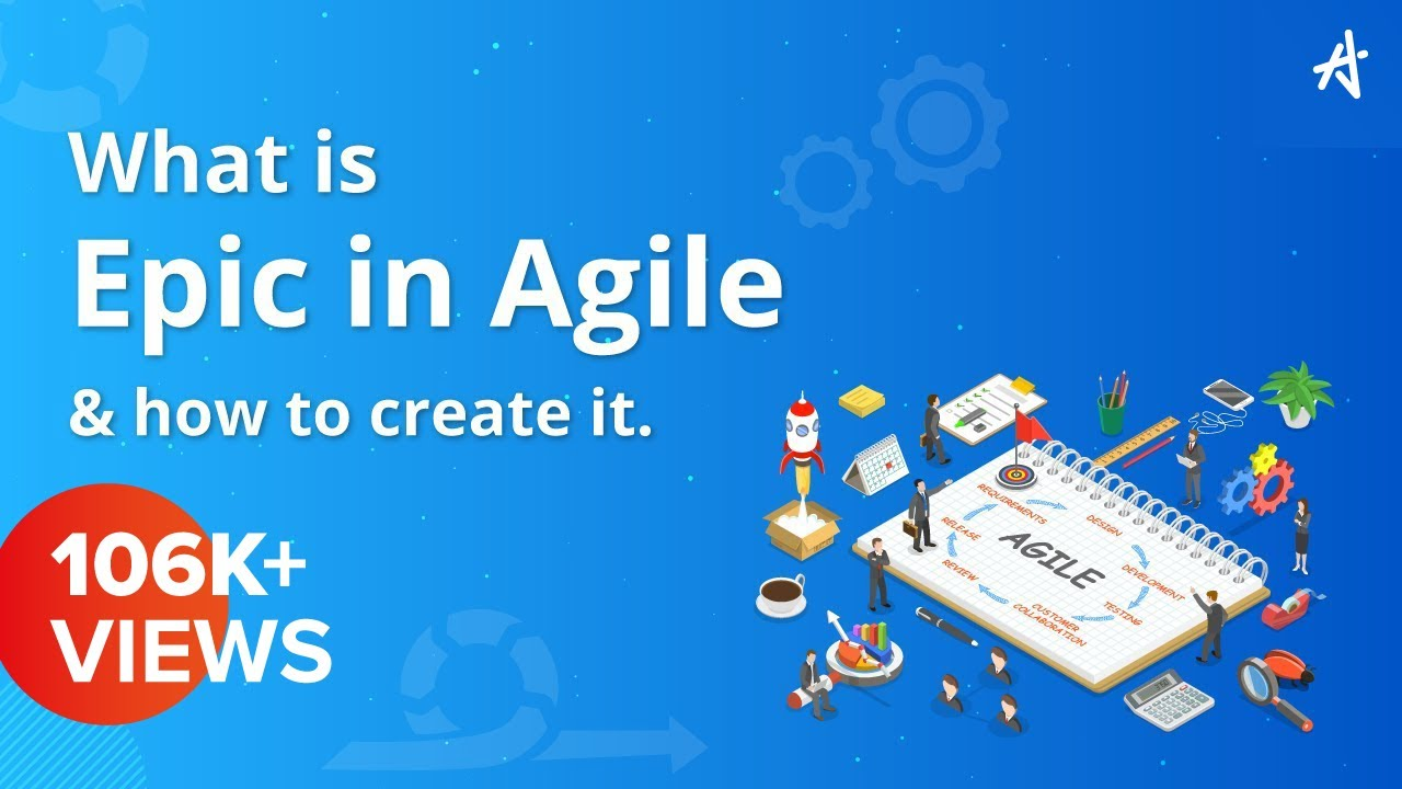 Epic And User Stories In Agile Epic To User Stories Epic Stories User Stories Knowledgehut Youtube